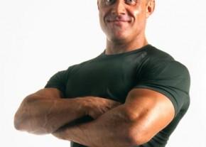 Fitness expert Gavin Watterson
