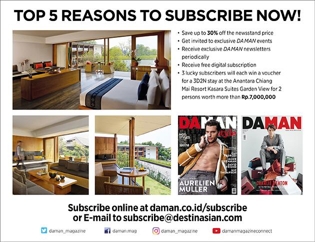 SUBSCRIPTION - Daman Magazine