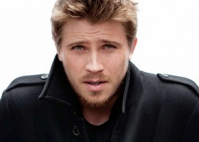 1- garrett Hedlund for DA MAN