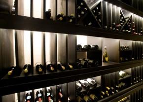 Amuz wine cellar