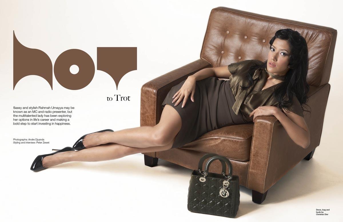 Rahmah Umayya DA MAN Darling Exclusive | DA MAN Magazine