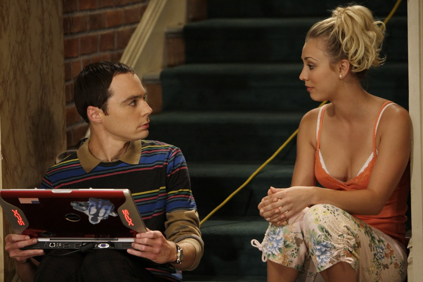 chatting up chicks.. courtesy of the Big Bang Theory