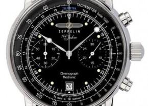 Doxa's Bold Luxury Zeppelin-Inspired Watch