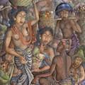 Market in bali_anak agung gde Raka puja