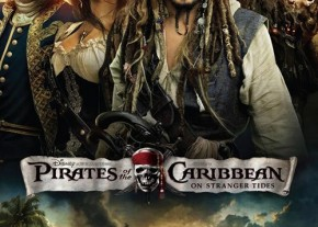 pirates of the caribbean on stranger tides official poster