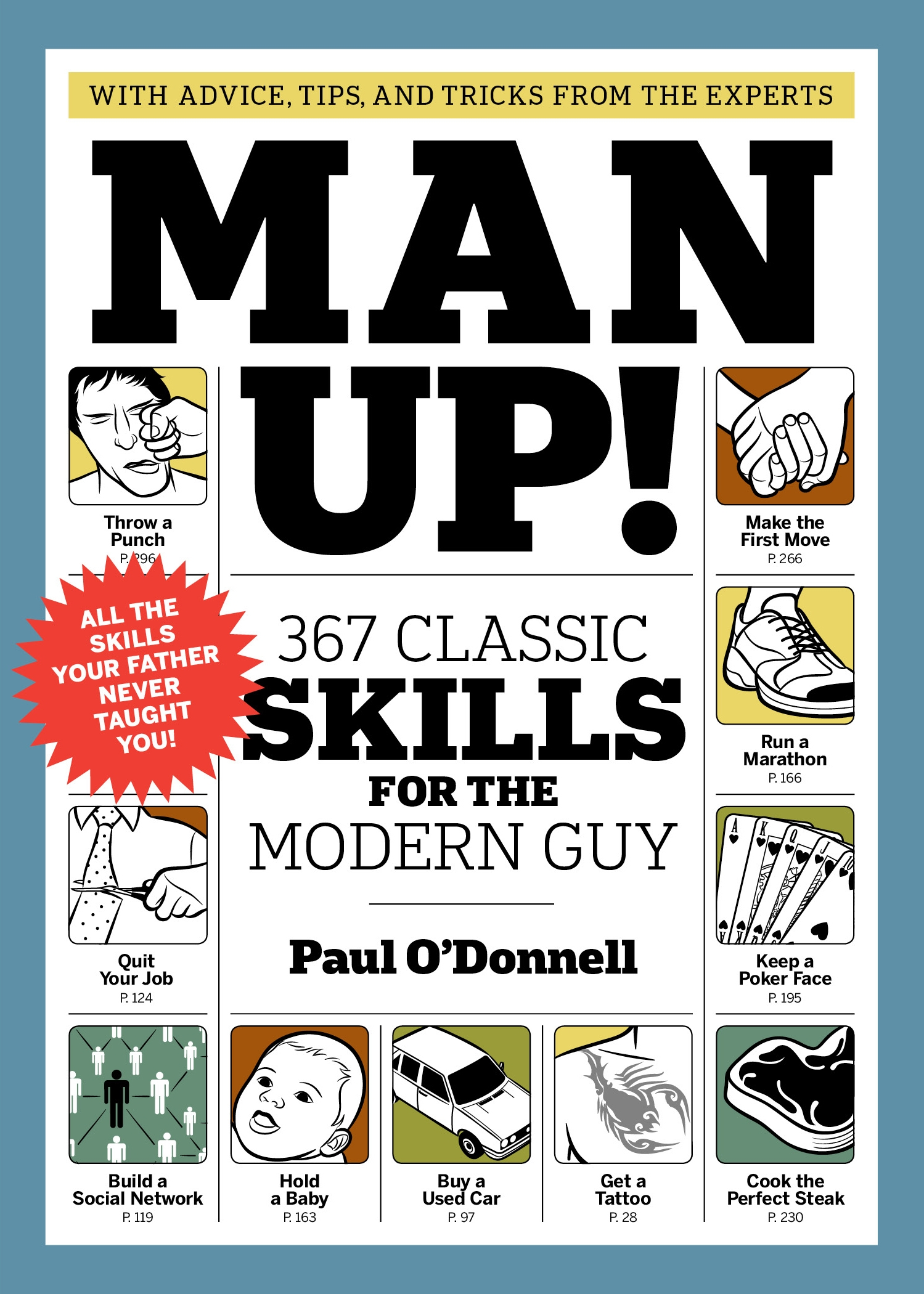 next man up book review