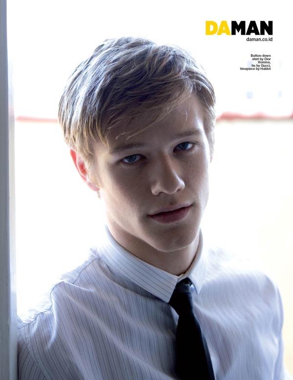 Lucas Till Exclusive in DA MAN | DA MAN Magazine
