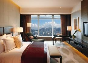 Ritz-Carlton Hong Kong-Deluxe-Room