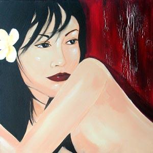 Island Girl 2 by Sylvia Nugroho