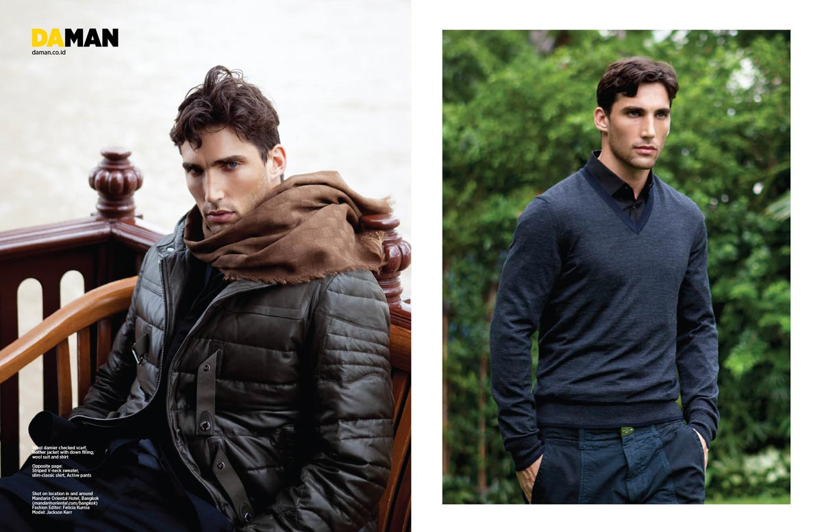 Exclusive Fashion Feature For Louis Vuitton's Men's Fall ...