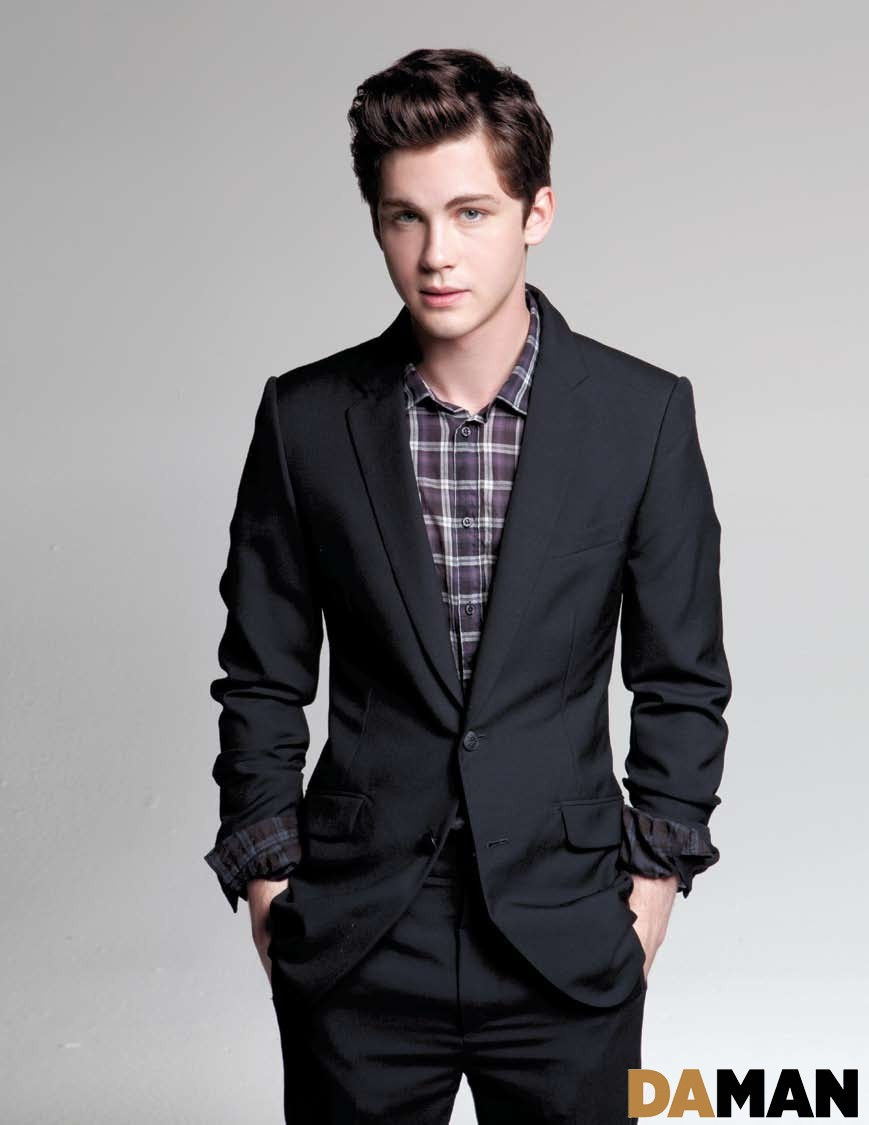 logan lerman photoshoot