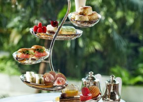 Tiffin_High Tea Stand for Two
