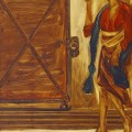 quenching thirst melepas dahaga by djoko pekik in masterpiece auction