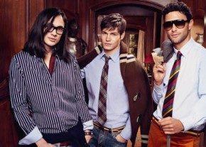 New prep Tommy Hilfiger fall-winter 2011-2012 for DA MAN