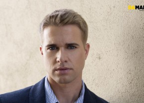 Randy-Wayne Young Hollywood by Yann Bean for DA MAN 5
