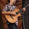 Jason Mraz at the Farm Aid 25th Anniversary Concert at Miller Park on October 2, 2010 in Milwaukee, Wisconsin