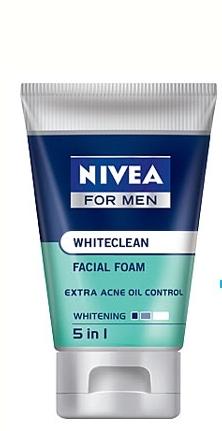 Grooming Review Nivea For Men Facial Foam Da Man Magazine