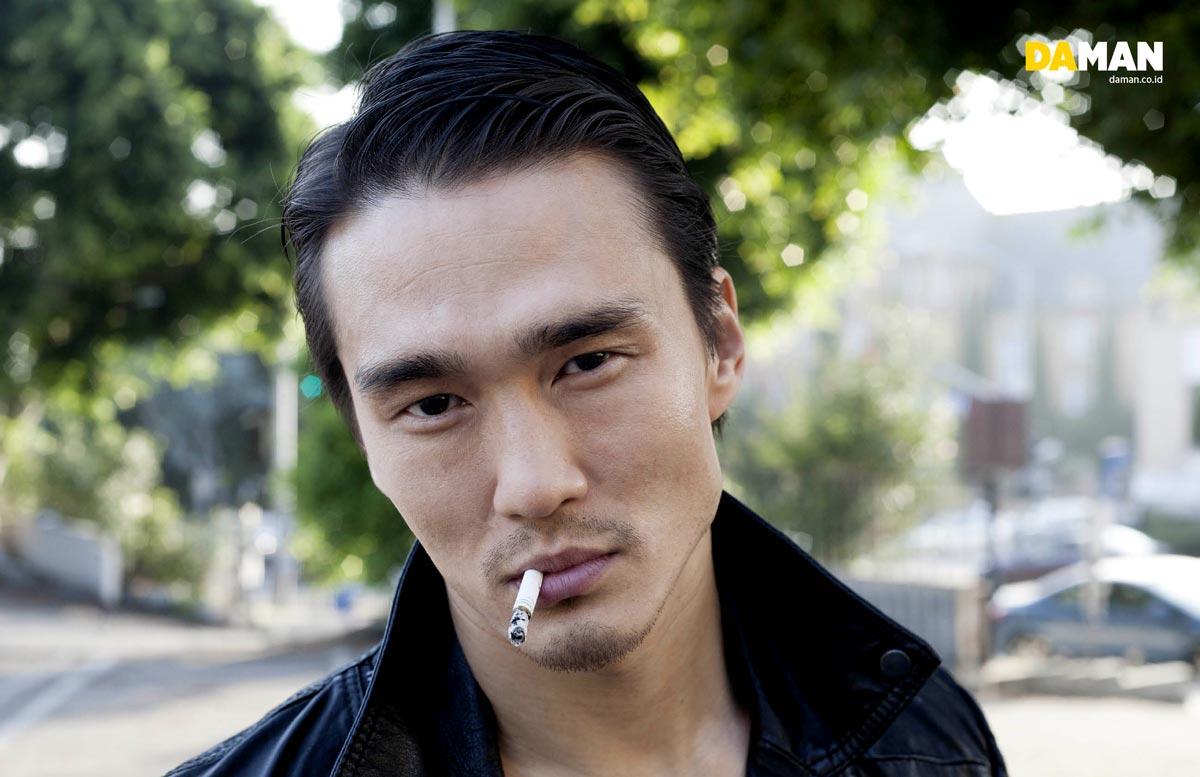 Karl Yune of Real Steel-for-DA MAN by Yann Bean 5