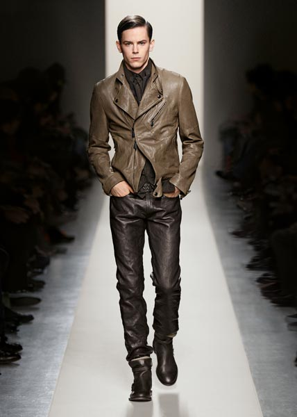 Fall Winter 2011 12 Men S Fashion Highlights Time To Leather Up