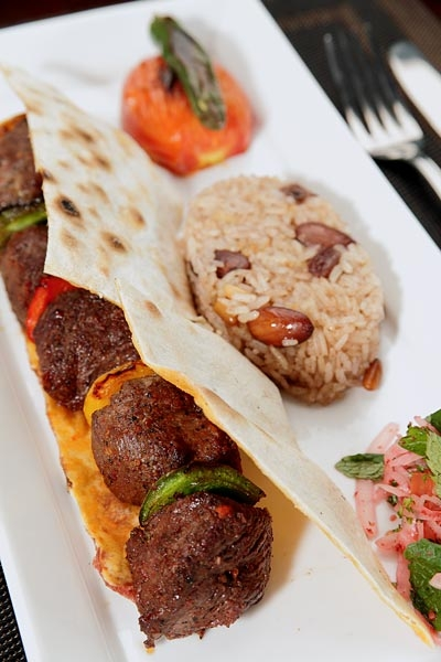 Turkuaz Turkish Restaurant in Jakarta for DA MAN -- food