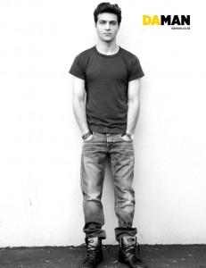 Alexander John A.J. Dipersia for DA MAN Young Hollyowood 2