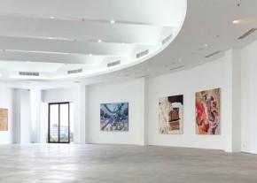 Art 1 --- New Museum and ARt Space -- DA MAN