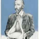 Historytopia When Mr. Van Gogh Meets Mr. Duchamp by triyadi guntur wiratmo