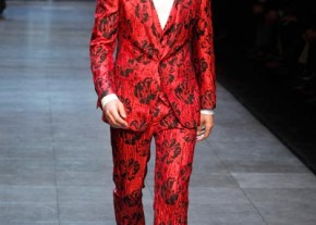 Runway_Printed-Suits_Dolce&Gabbana-FW-2011-2012-Fashion-Show-1-(8)