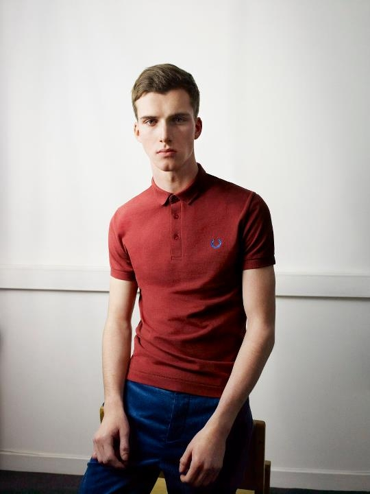 Men S Fashion Fred Perry Opening In Indonesia Da Man
