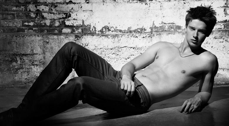 Patrick S. for Hudson Jeans - DA MAN 1