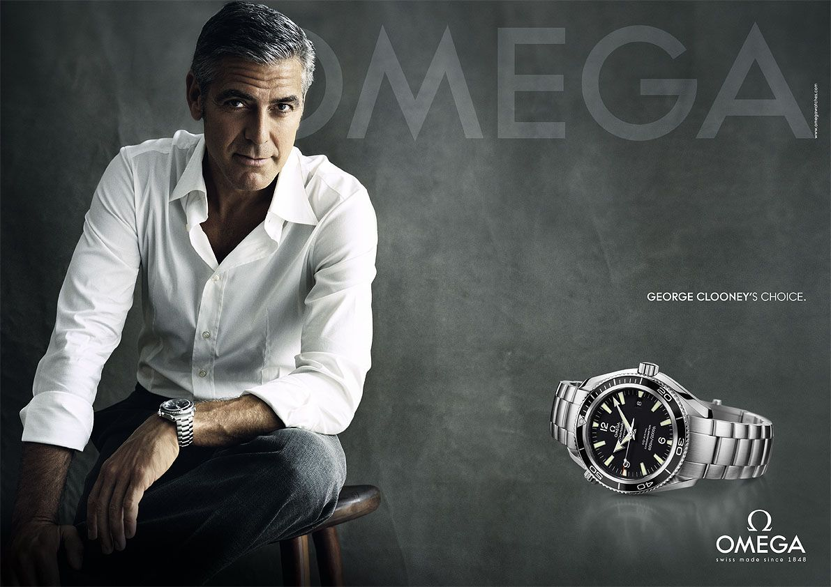 Here's Proof That Clooney Only Gets Better With Age - Page 3 Omega-watches-clooney