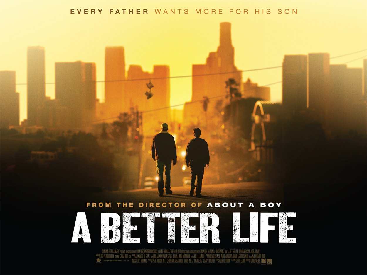 Academy Award Preview 'A-Better-Life' DA MAN