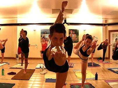 Hot Yoga, Bikram Yoga DA MAN