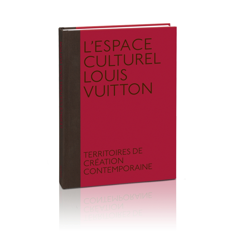 Louis Vuitton Espace Culturel Book for DA MAN