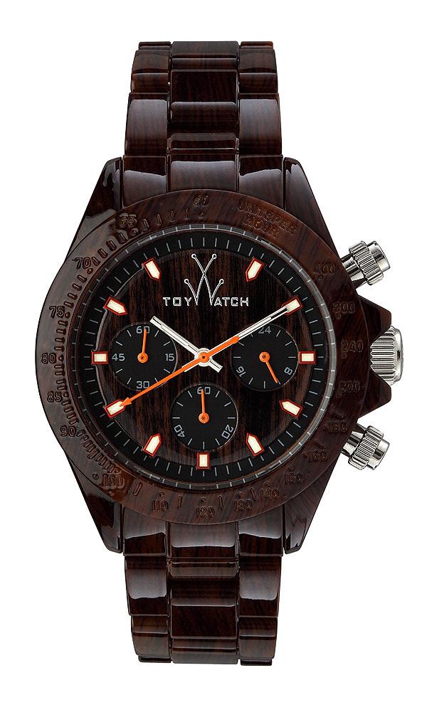 Toywatch imprint woodgrain- DA MAN