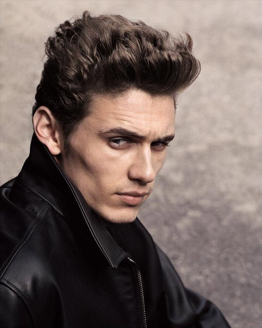 james dean movie still, James Franco