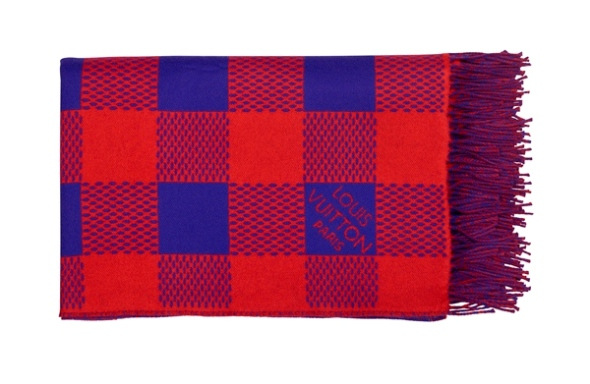 96cc773ff55 Louis Vuitton Masai Damier Scarves Da Man Magazine