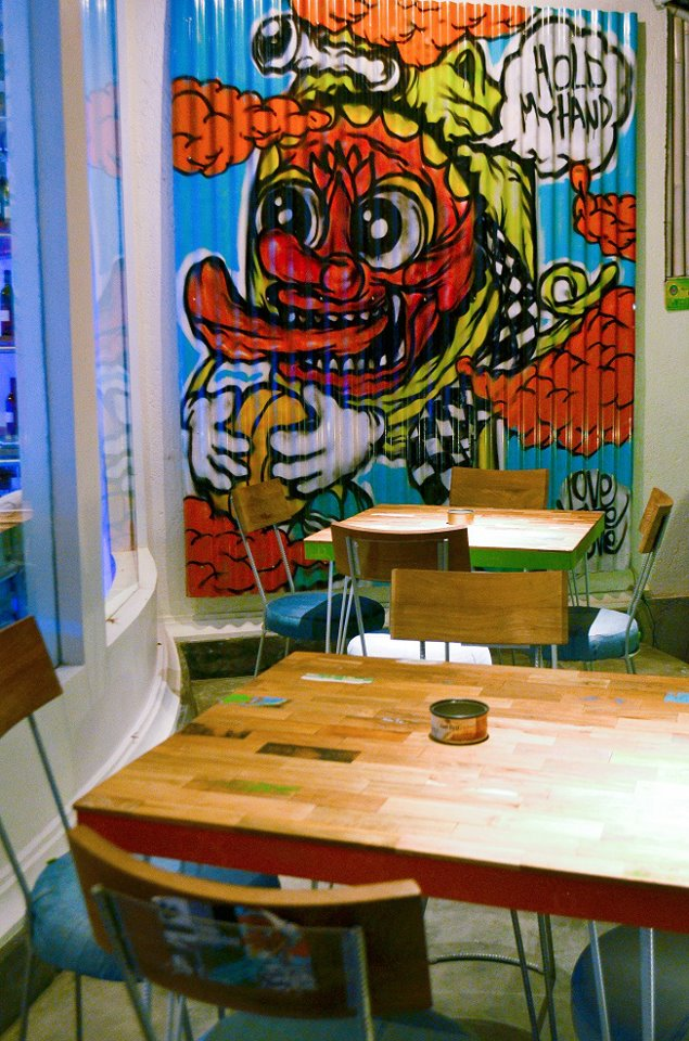 Eats Drinks Review Roundbar Ubud Bali Da Man Magazine