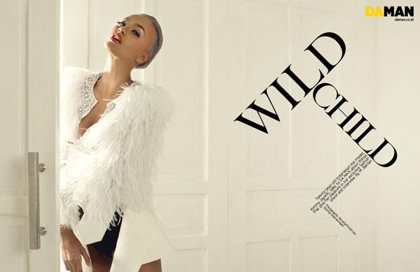 DA MAN Darling: Kimmy Djayanti, Wild Child