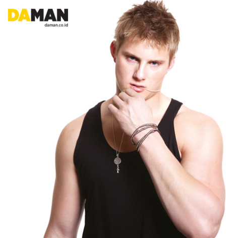 Exclusive Feature Alexander Ludwig Da Man Magazine