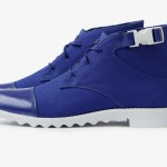 SLVR boots - Blue DA MAN