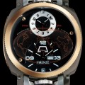 Anonimo Firenze Dual Time Drass Gold