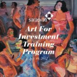 Sarasvati Art Investment Training