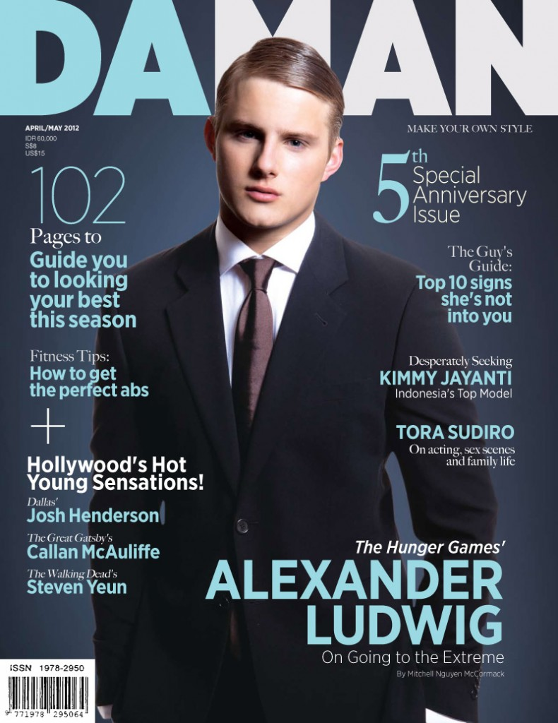 Cover DA MAN Apr/May 2012