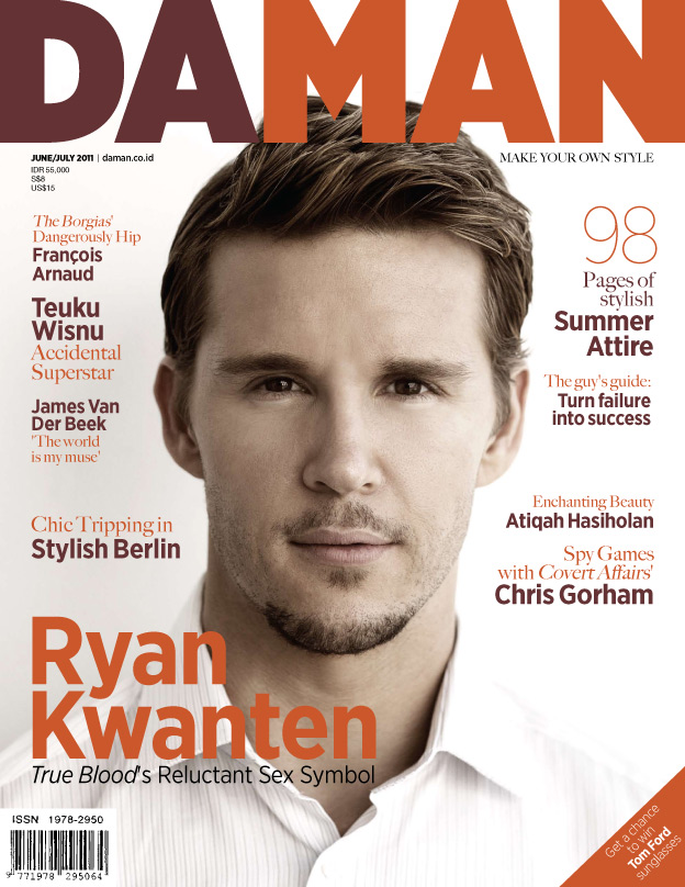 Cover DA MAN Jun/Jul 2011