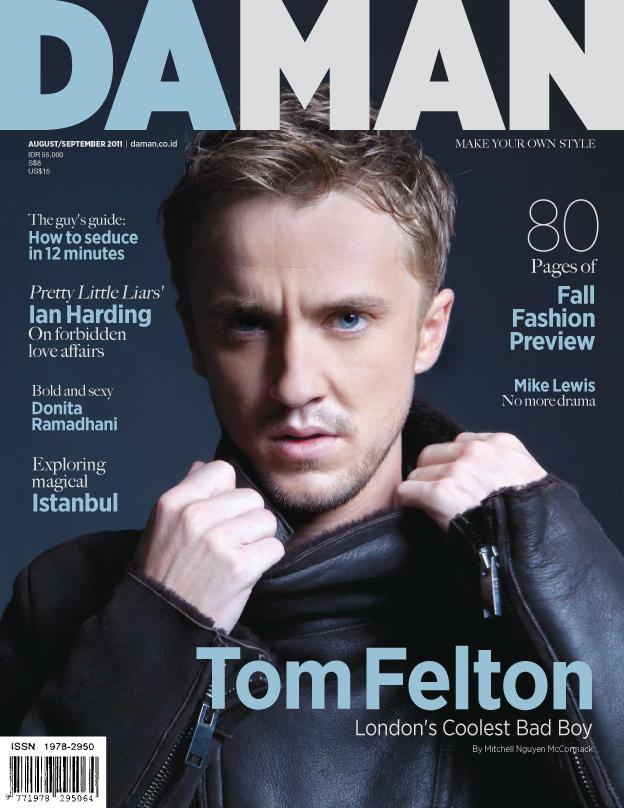 Cover DA MAN Aug/Sep 2011