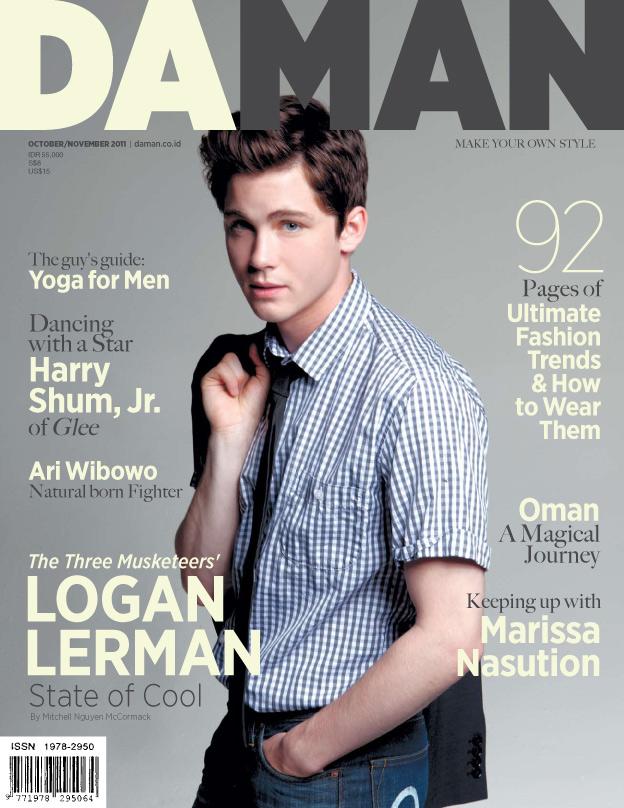 Cover DA MAN Oct/Nov 2011