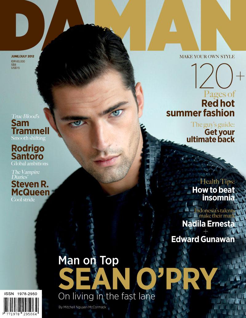 Cover DA MAN Jun/Jul 2012