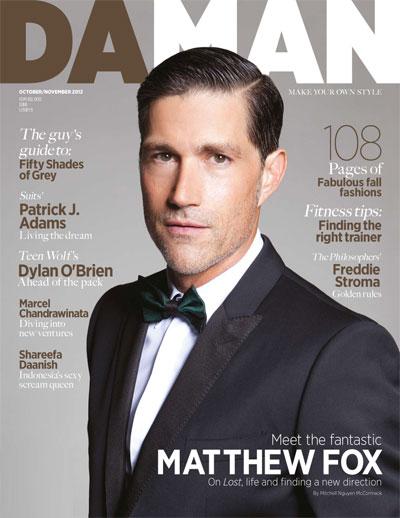 Cover DA MAN Oct/Nov 2012