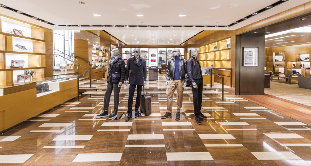 fashion news  louis vuitton reopens and revitalizes their pacific place  hong kong location